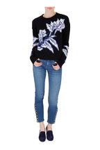 Veronica Beard - Brooke Carolina Snap Hem Mid-Rise Skinny Jean