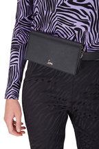 Christian Louboutin - Black & Gold Boudoir Convertible Chain & Belt Bag