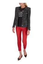 IRO - Tetys Black & White Check Tweed Jacket