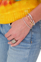 Paul Morelli - White Gold Diamond Bracelet