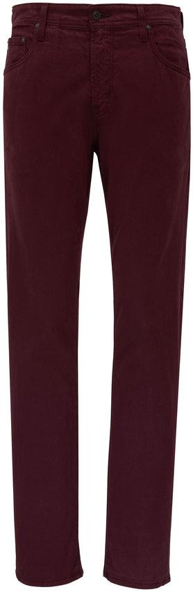 AG - Adriano Goldschmied The Tellis Boysenberry Modern Slim Jean