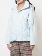 Vince - Pale Glacier Matte Puffer Jacket