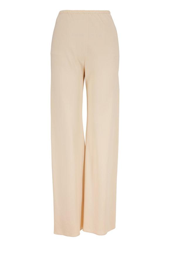 The Row Gala Vanilla Pull-On Pant