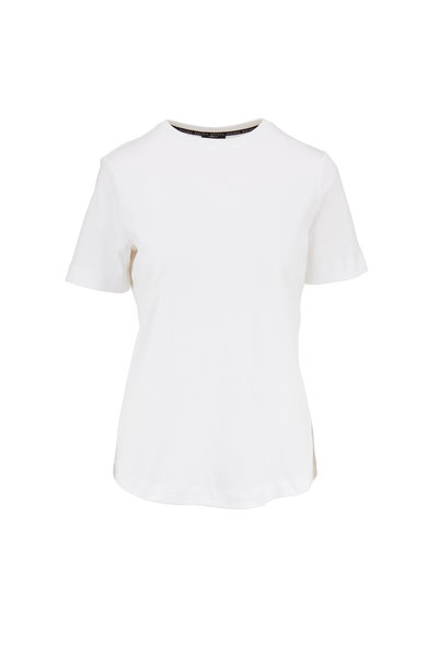 Escada - Esani White Short Sleeve T-Shirt