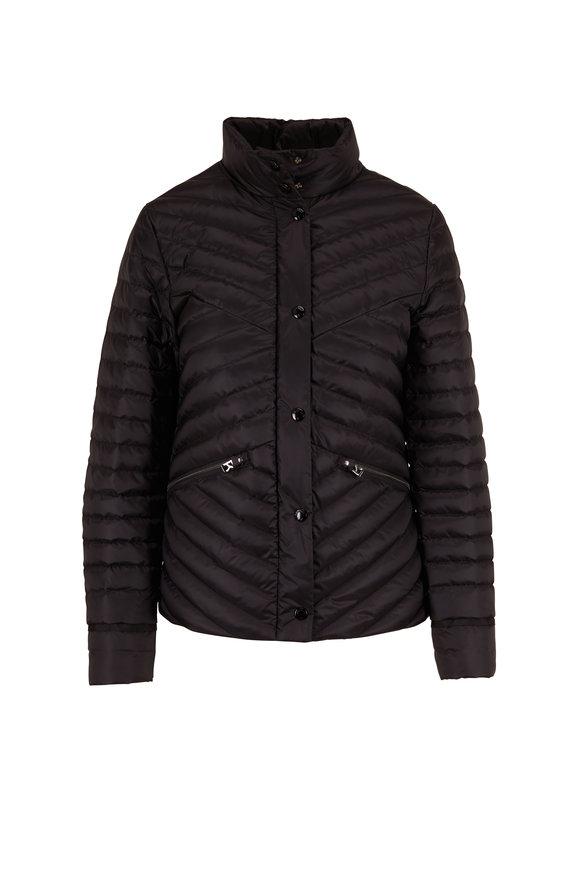 Bogner Bessy Black Short Puffer Coat
