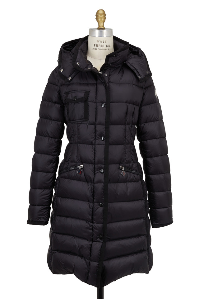 moncler coat checker