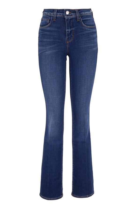 L'Agence Oriana Nova Straight Leg Jean