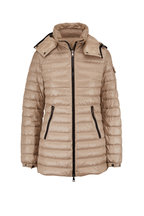 Moncler - Menthe Giubbotto Champagne Puffer Jacket