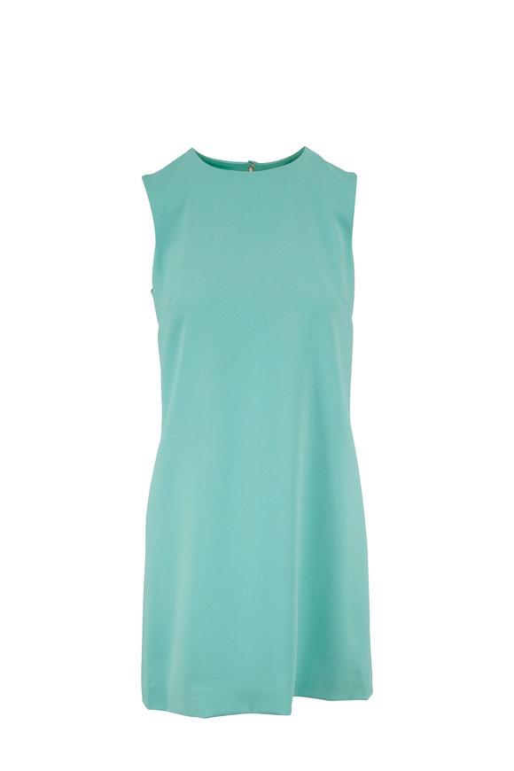 Dolce & Gabbana Spearmint Sleeveless Sheath Dress