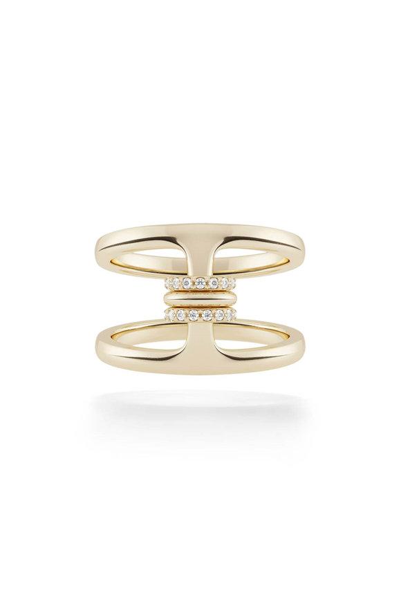 Hoorsenbuhs Hoorsenbuhs x Spinelli Kilcollin Gold Phantom Ring