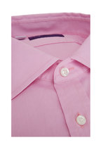 Ralph Lauren - Solid Pink Oxford Sport Shirt