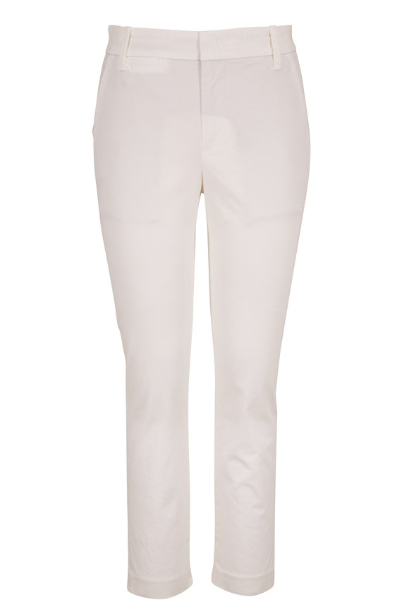 Vince Off White Twill Chino