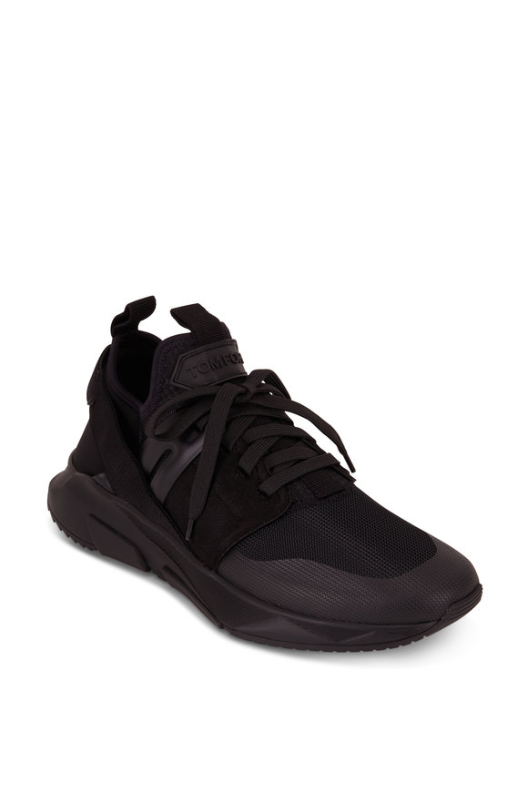 Tom Ford Jago Nylon Mesh Sneaker