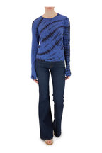 J Brand - Valentina Everlast High-Rise Flare Jean
