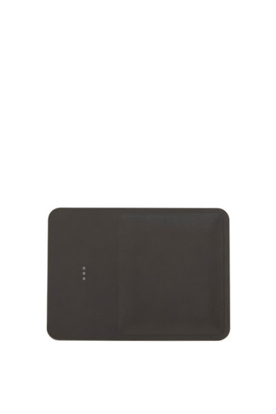 Courant - Catch 3 Black Charging Tray