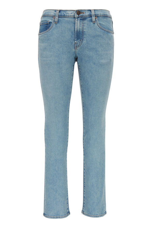 J Brand Tyler Light Wash Slim Fit Jean