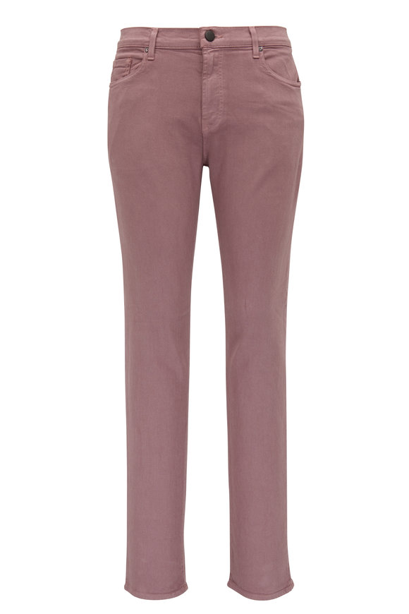 J Brand Tyler Mauve Seriously Soft Slim Fit Jean