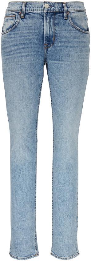 Hudson Clothing Blake Pick Up Slim Straight Jean