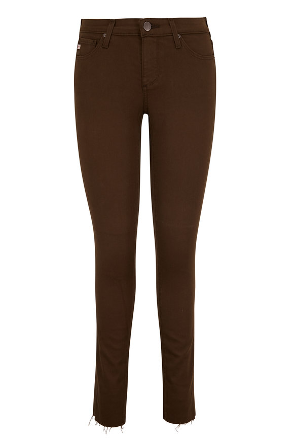 AG - Adriano Goldschmied The Legging Knotting Vine Ankle Jean