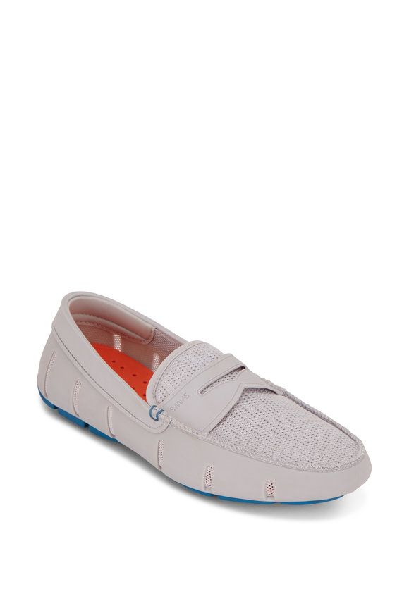 Swims Glacier Gray & Turkish Tile Mesh & Rubber Loafer