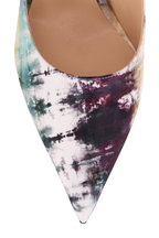 Jimmy Choo - Love Oasis Tie Dye Fabric Pump, 85mm