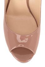 Jimmy Choo - Nova Ballet Pink Patent Leather Slingback, 100mm