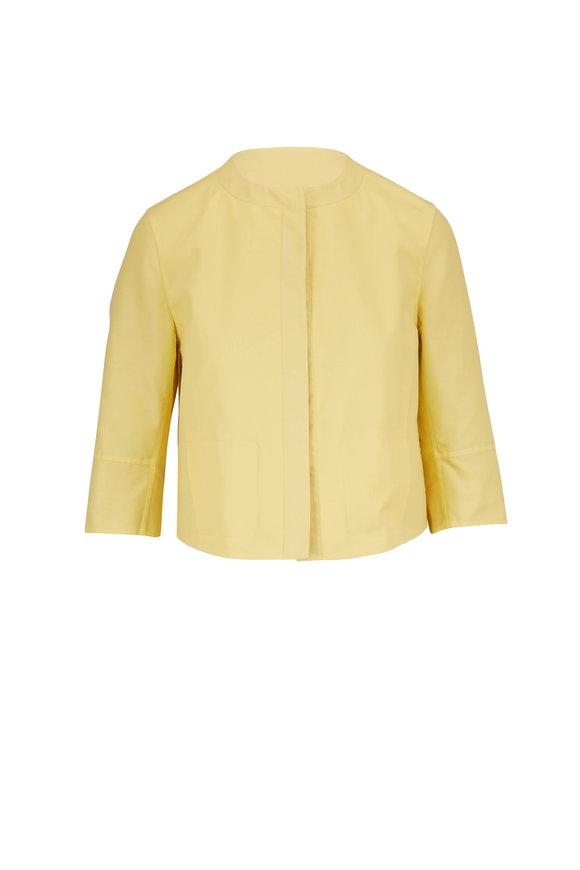 Akris Falcao Luce & Canvas Reversible Jacket