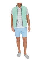 Peter Millar - Crown Cottage Blue Twill Shorts