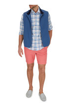 Peter Millar - Crown Red Ginger Twill Shorts