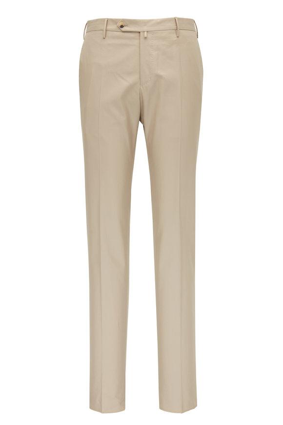 Stone Natural Stretch Cotton Pant