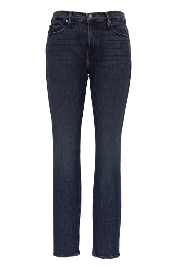 Frame L'Homme Radar Skinny Mid-Rise Jean