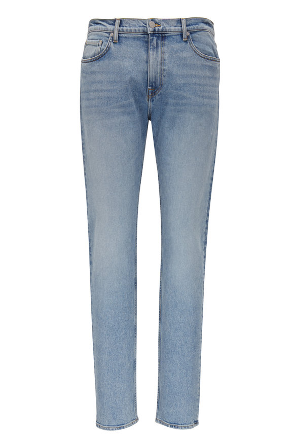 Lucca Light Wash Modern Skinny Jean