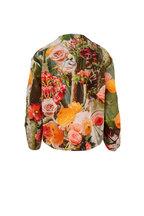 Akris Punto - Cactus Blossom Print Cotton Jacket