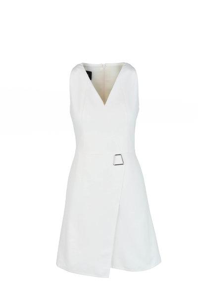 Akris - Jasmine Silk Blend Shift Dress
