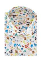 Etro - Multi Desert Print Sport Shirt