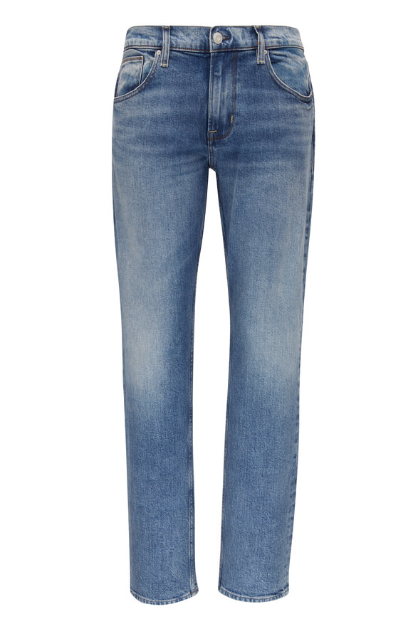 Hudson Clothing Blake Technical Slim Straight Jean