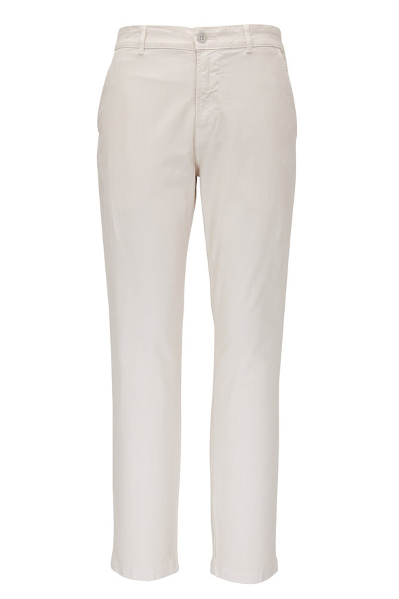 Hudson Clothing Natural Slim Straight Chino