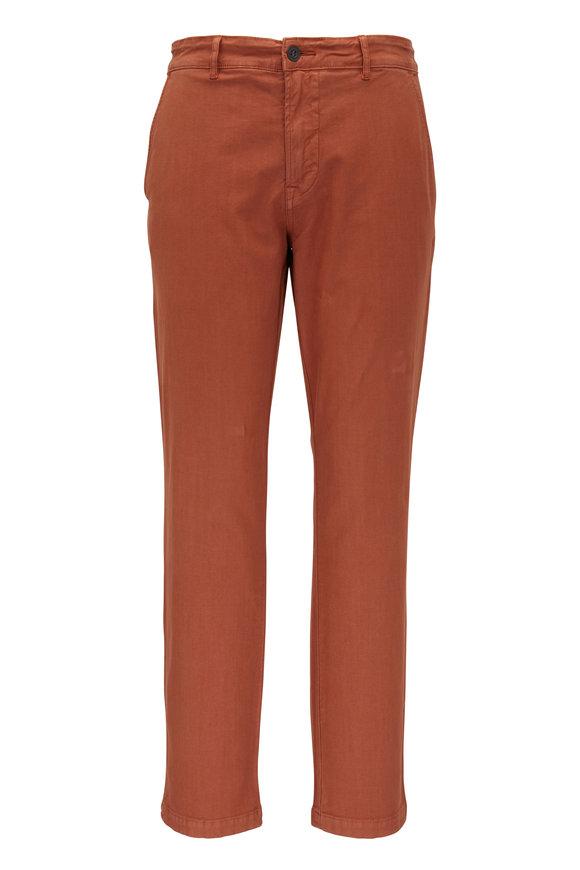 Hudson Clothing Terra Classic Slim Straight Chino