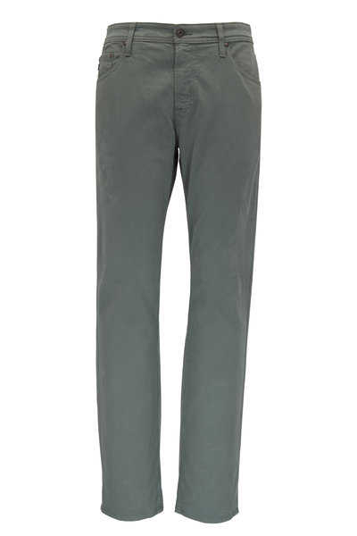AG - Adriano Goldschmied - The Graduate Fresh Thyme Tailored Leg Jean