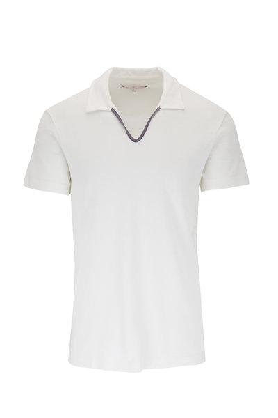 Orlebar Brown - Marden Cloud Knit Shirt