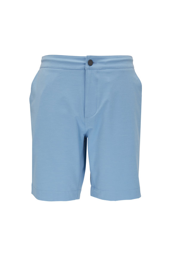 Faherty Brand All Day Coastal Blue Shorts