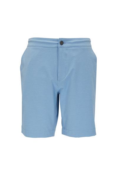 Faherty Brand - All Day Coastal Blue Shorts