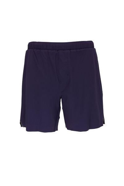 Rhone Apparel - Swift Maritime Blue Shorts