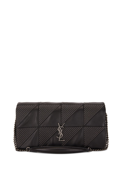 Saint Laurent - Jamie 99 Monogram Black Nappa Micro Stud Bag