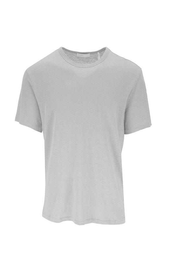 BLDWN Nolen Mint Linen T-Shirt