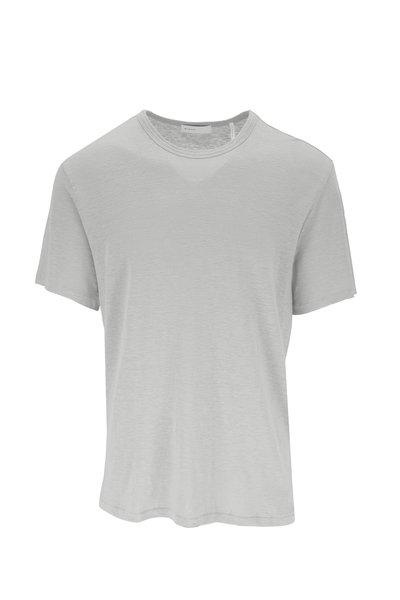 BLDWN - Nolen Mint Linen T-Shirt