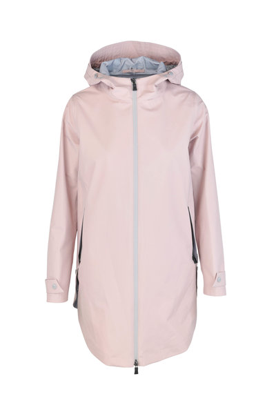 Herno - Donna Soft Pink Weather Proof Jacket