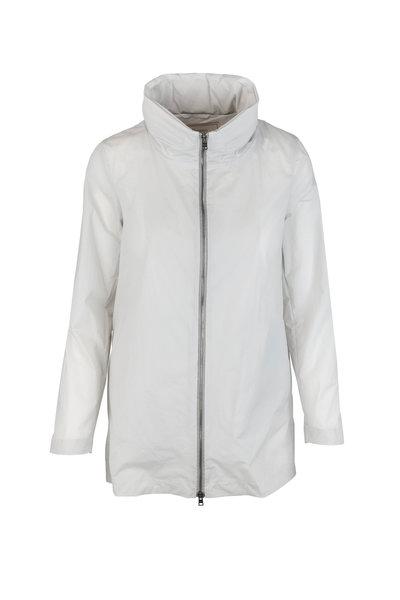 Herno - Globe Beige Hooded Jacket