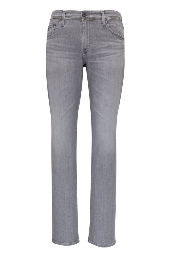AG - Adriano Goldschmied The Graduate Bocker Gray Tailored Leg Jean