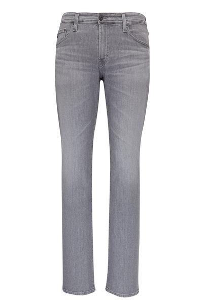 AG - The Graduate Bocker Gray Tailored Leg Jean